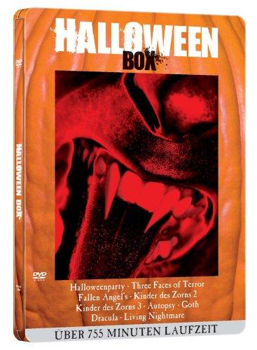 Halloween Horror Blut-Box Metallbox-Edition/9 Filme Alemania ...