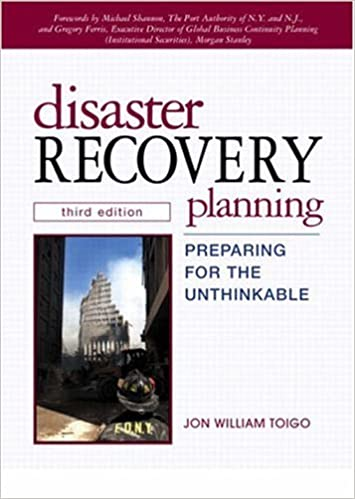 Disaster Recovery: Principles and Practices downloads torrent