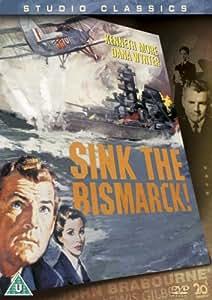 Sink The Bismarck! [DVD] (1960)