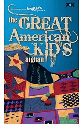 Afghan Book Great American (Alpaca Direct The Great American Kids Afghan Pattern Book)