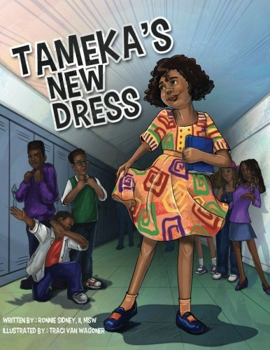 Tameka's New Dress (Nelson Beats The Odds) (Volume 2)