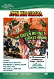 Super Hero Classics-Green Hornet Strikes Again