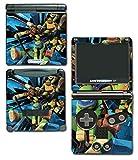Teenage Mutant Ninja Turtles TMNT Leonardo Leo Shredder Cartoon Movie Video Game Vinyl Decal Skin Sticker Cover for Nintendo GBA SP Gameboy Advance System