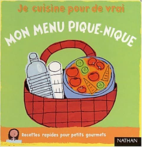 En ligne téléchargement gratuit Mon menu pique-nique epub, pdf