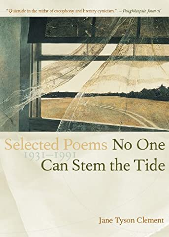 No One Can Stem the Tide: Selected Poems 1931-1991 - One Stem