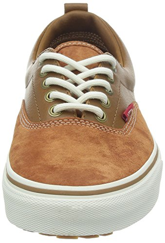 Vans Era mixte Mte Ginger U Sneakers Basses Mte adulte Glazed Marron rU5arPwx
