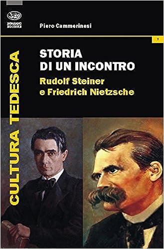 Storia di un incontro. Rudolf Steiner e Friedrich Nietzsche