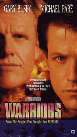Warriors [VHS]