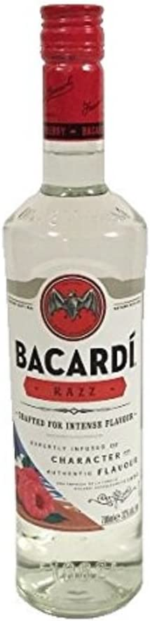 Bacardi Bacardi Razz Raspberry Spirit Drink 32% Vol. 0,7L - 700 ml