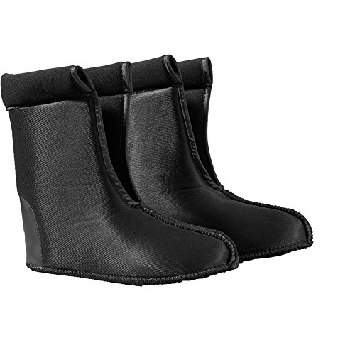 LaCrosse Men's Universal Outpost Replacement Liners, Black, 9 - Boot Liners Pac