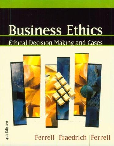 Business Ethics Andrew Crane Dirk Matten Epub