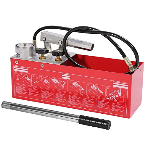 Rothenberger 6.1130 30-Bar Testing Pump for Domestic Pipework