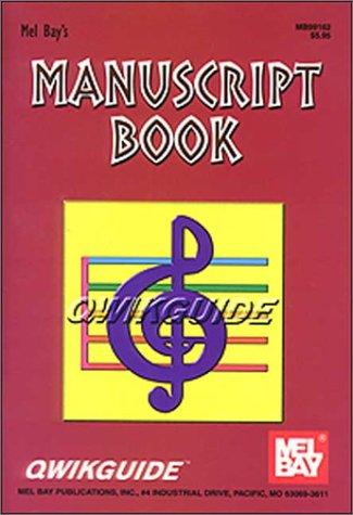 (Manuscript Book (Qwik Guide Series) )