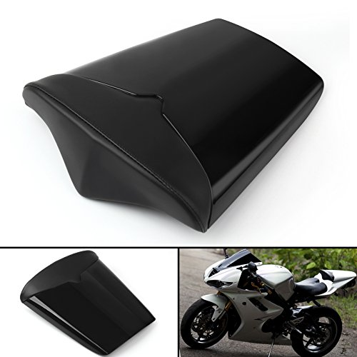 Areyourshop Black Rear Pillion Seat Cowl Fairing Cover For Triumph Daytona 675 ()