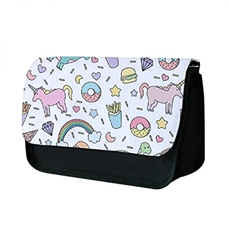 amazon com tumblr pattern pencil case office products