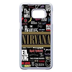 Samsung Galaxy Note 5 Edge Cases Cell Phone Case Cover Nirvana Band 5R52R3518410