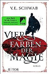 Vier Farben der Magie: Roman (German Edition)