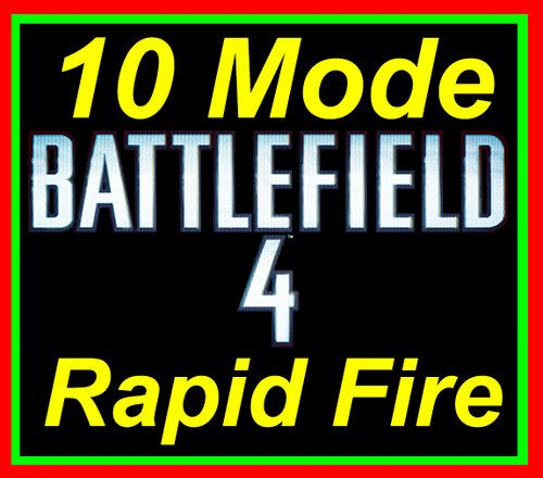 Battlefield 4 10 Mode Stealth Rapid Fire Mod Kit for Xbox 360 Controller - FOR ALL GAMES! (Call Of Duty 2 For Xbox 360 Cheats)