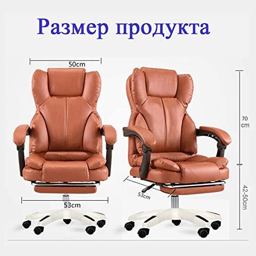 Logotyp ergonomisk dator spelstol internet kafé säte hushåll kontorsstolar (färg: Färg 7) Färg 4