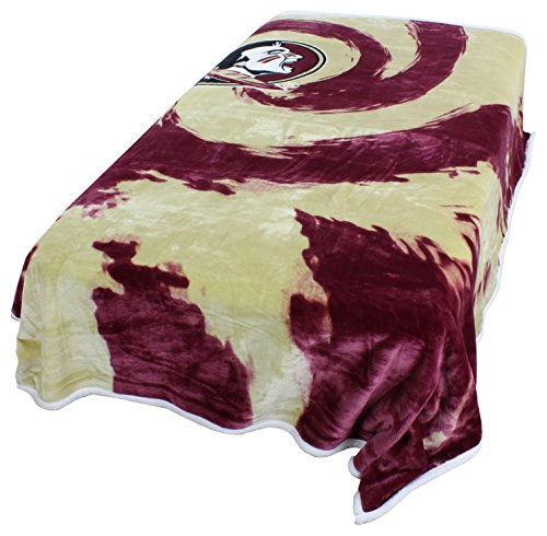 College Covers Super Soft Sherpa Blanket, 63