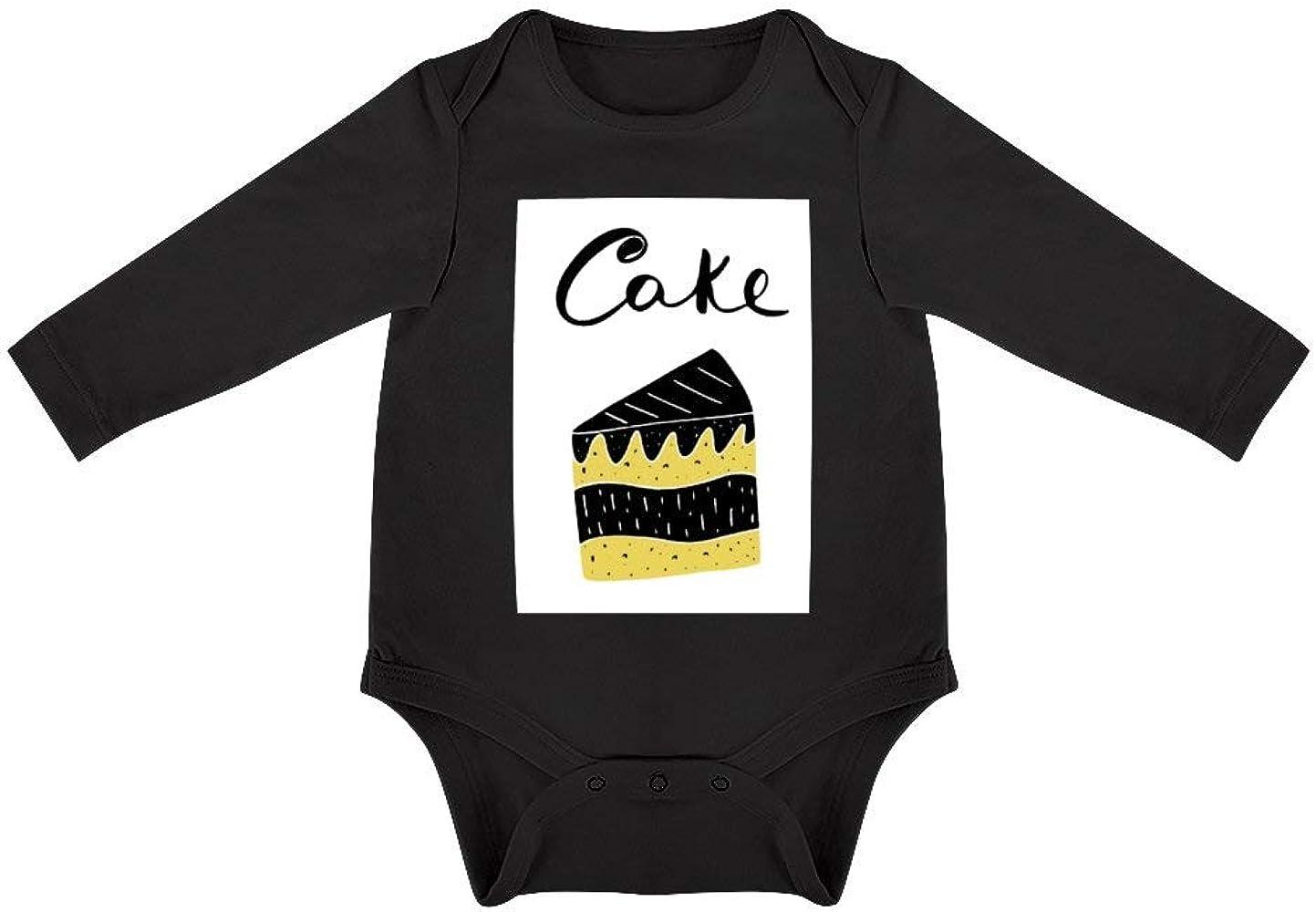 No Branded Ropa de Bebe Recien Nacido Pastel De Arte De Clip Peleles para Bebes de algodón Ideales para Dormir y Jugar 24months: Amazon.es: Ropa y accesorios
