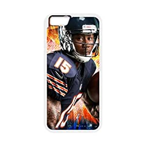 Chicago Bears iPhone 6 Plus 5.5 Inch Cell Phone Case White 218y3-218854