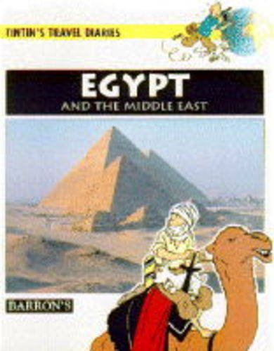 Search : Egypt and the Middle East (Tintin's Travel Diaries)