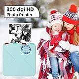 300dpi HD Pocket Photo Printer - Phomemo M02S