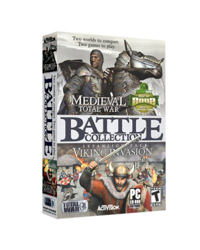 Medieval: Total War Battle Collection (Viking (Medieval Strategy Games Pc)