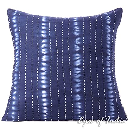 sweet crafts dyed pillows magazine cover shibori paul pillow