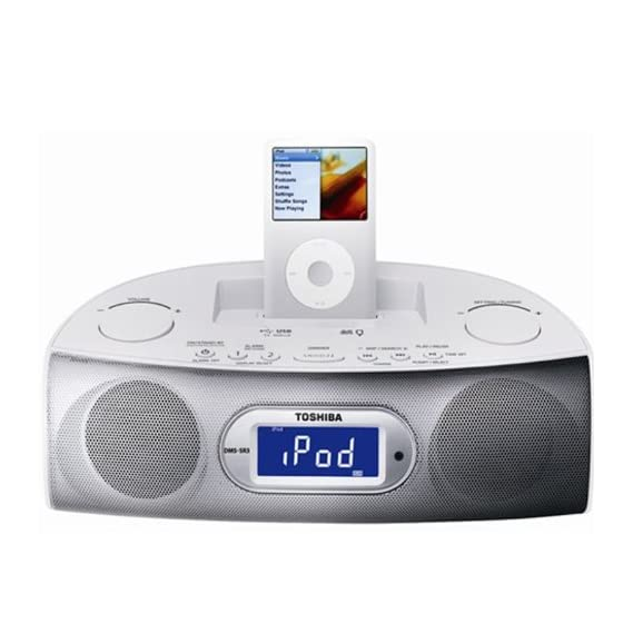 TOSHIBA Digital Music System DMSSR3