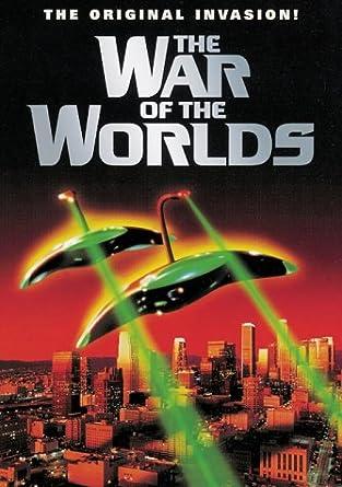 Amazon The War of the Worlds Gene Barry Ann Robinson
