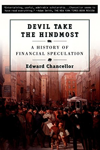 Book : Devil Take The Hindmost: A History Of Financial Sp...