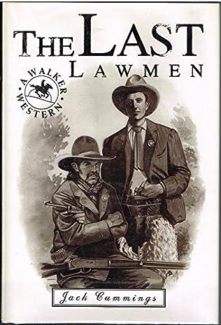 book cover of The Last Lawmen