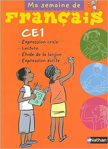 Telecharger Le Livre Pdf Gratuitement Ma Semaine De Francais