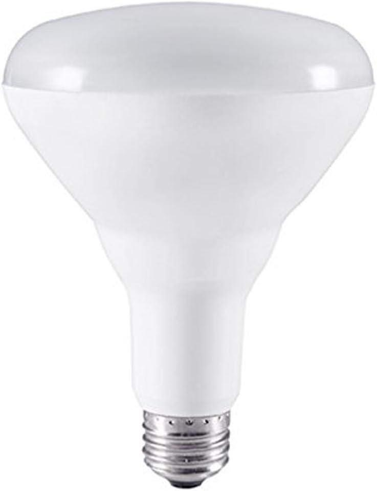 Bulbrite Led Br30 Dimmable Medium Screw Base E26 Light Bulb 65 Watt Equivalent 3000k Amazon Com