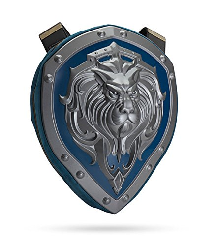 Warcraft Alliance Shield Backpack 20t X 17w X 5d Tablet Compartment
