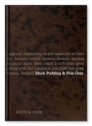 Black Pudding and Foie Gras