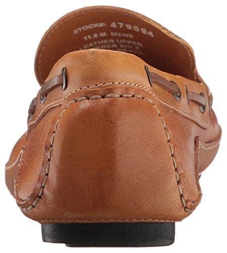 Giorgio Brutini Mens Taylor Driving Style Loafer Tan