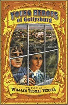 Young Heroes of Gettysburg (White Main Kids)