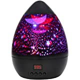 [ Newest Vision ] Star Light Rotating Projector, MOKOQI...