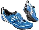 Louis Garneau 2016/17 Men's Tri X-Speed II Triathlon Cycling Shoes - 1487226-115 (Curacao blue - 45)