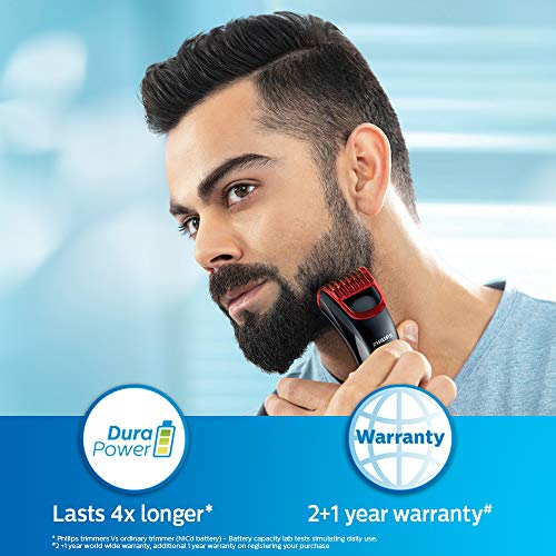 Beard Trimmer Cordless  and Corded for Men