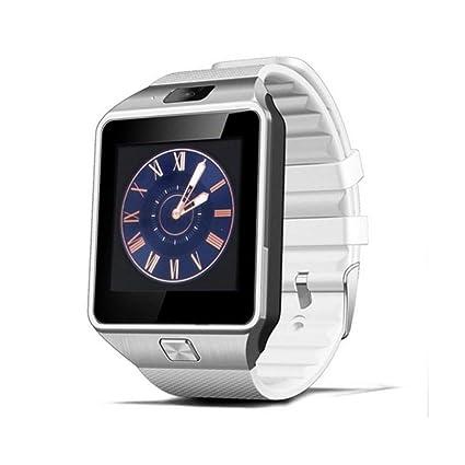 JingJingQi Reloj Inteligente Smartwatch DZ09 Reloj ...