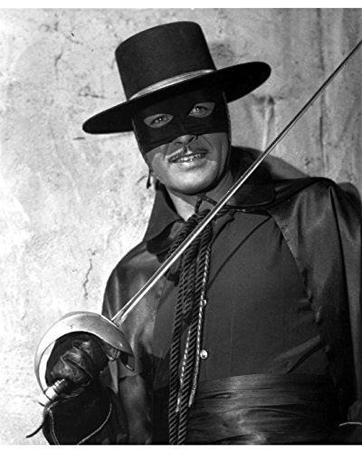 Globe Photos ArtPrints Film Still from Zorro - 8
