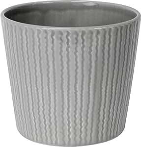 Ivyline cpcg1715,5x 15,5x 17cm), algodón, 17cm), Cool, color gris