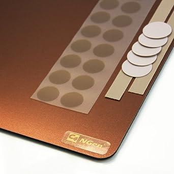c1f254f11aa Amazon.com: CS Hyde C4-NGen Large Mousepad with Gear, Copper Color, 14