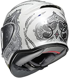Shoei Duchess RF-1200 Street Racing Motorcycle Helmet