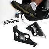 #4: Xprite Jeep Wrangler JK JKU Steel Foot Pegs, 2007-2018 Jeep Wrangler accessories - 1 Pair