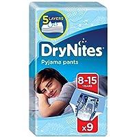Huggies 8-15 años para los muchachos DryNites 9